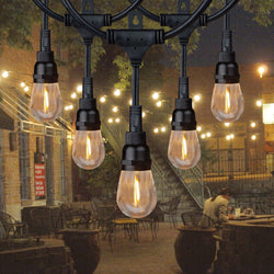 Honeywell 36' Commercial-Grade LED Indoor/Outdoor String Lights