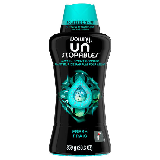 Downy Unstopables In-Wash Scent Booster Beads, FRESH (30.3 oz.)
