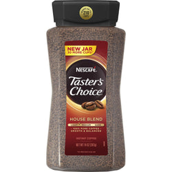 NESCAFE Taster's Choice Instant Coffee, House Blend (14 oz.)