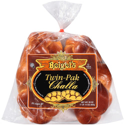Beigel's Challah (Twin Pack)