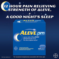 Aleve PM (160 ct.)