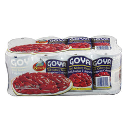 Goya Red Kidney Beans (15.5 oz. ea., 8 pk.)