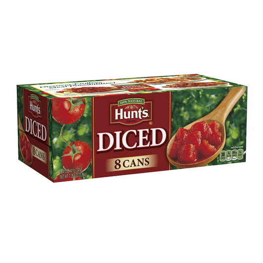 Hunt's Diced Tomatoes (14.5 oz. cans, 8 pk.)