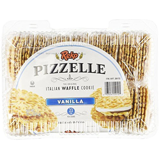 Pizzelle The Original Italian Waffle Cookie (20 oz., 10 Pks))