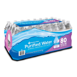Purified Water (8 oz. bottle, 80 pk.)