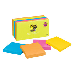 Post-it Notes Super Sticky, 3