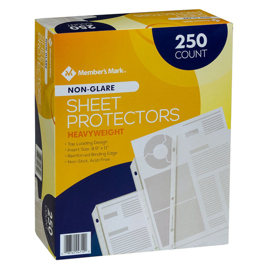 Heavyweight Sheet Protectors, Select Type (250 ct.)