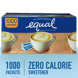 Equal Zero Calorie Sweetener (1,000 ct.)