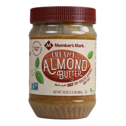 Almond Butter (24 oz. jar)