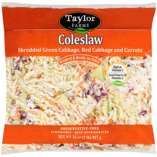 Taylor Farms Cole Slaw (32 oz.)