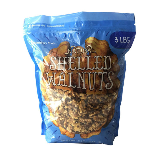 Shelled Walnuts (3 lb.)