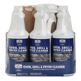 Commerical Oven, Grill and Fryer Cleaner by Ecolab (32 oz., 3 pk.)