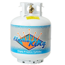 20-lb. Propane Cylinder with Type 1 Overfill Protection Device Valve