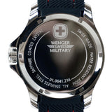 Wenger Swiss Military Men's Seaforce Diver Watch