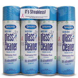 Sprayway Glass Cleaner (19oz., 4pk.)