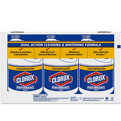Clorox Performance Bleach (121 oz., 3 pk.)