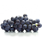 Black Seedless Grapes(3 lbs)