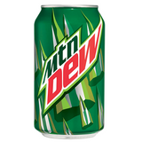 Mountain Dew Soda (12 oz. cans, 36 ct.)