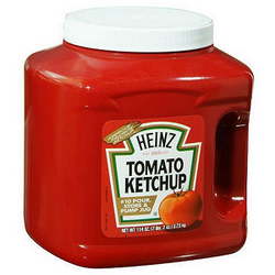 Heinz Tomato Ketchup - 114 oz. container