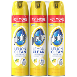 Pledge Furniture Spray, (14.2 oz., 3 pk.)