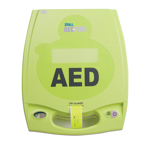 ZOLL AED Plus® Semi-Automatic