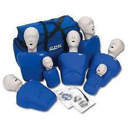 Training Kit, Manikin CPR Promp (7/pk) by Nasco