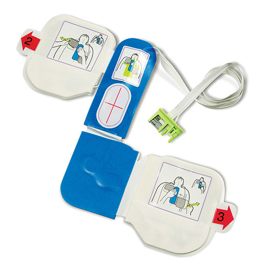 ZOLL electrode CPR-D-padz® AED Plus