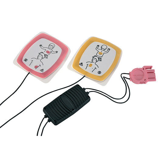 LIFEPAK® Reduced Energy Defibrillation Electrode Starter Kit Replacement Infant/Child