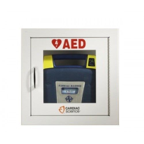 Cardiac Science Cabinet Surface Mounted