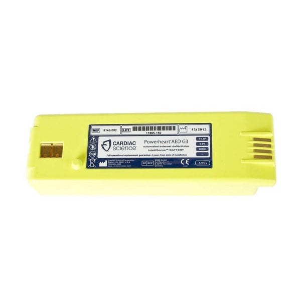 Cardiac Science IntelliSense Powerheart AED G3 Pro Non-rechargeable Battery