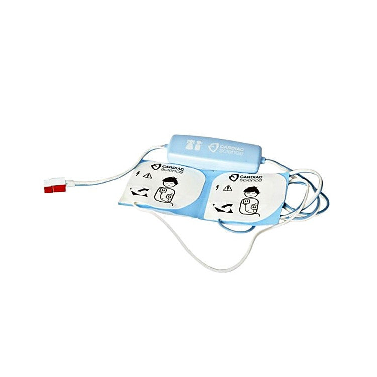 Cardiac Science Electrode Child Pediatric Defibrillation Pads