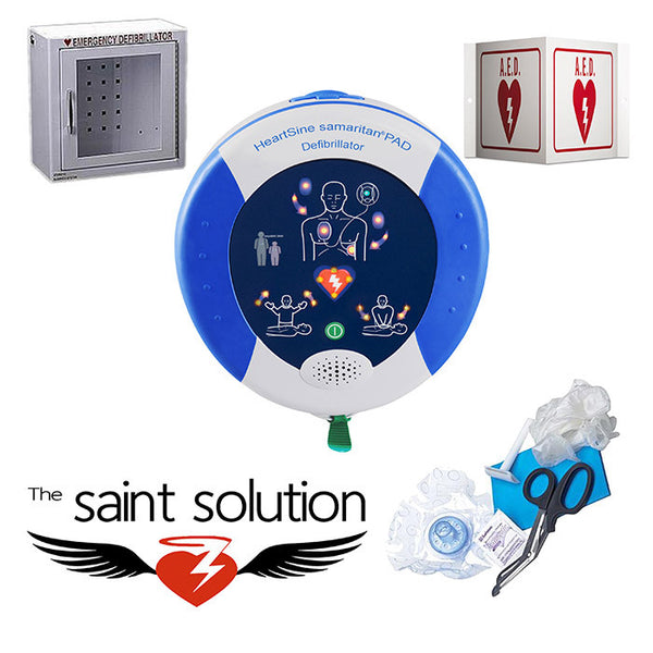 Saint's Choice AED Value Bundle