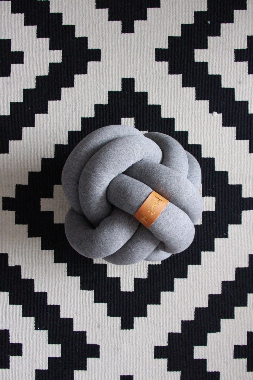 Medium Sphere Knot Pillow