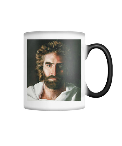 Prince of Peace Color Changing (black to white) Coffee Mug