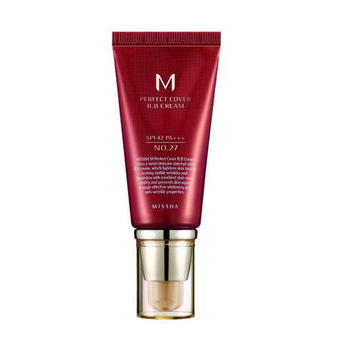 [MISSHA] Perfect Cover BB Cream #27 50ml
