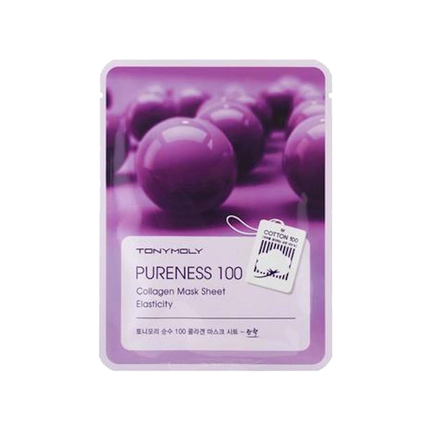 Tonymoly Pureness 100 Mask Sheet #Collagen