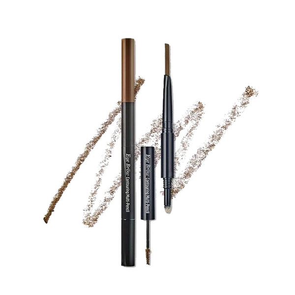 [Etude house] Eye brow contouring multi-pencil no.04 Choco black