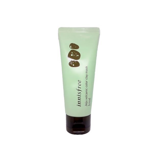[Innisfree] Jeju volcanic color clay mask - Green Cica