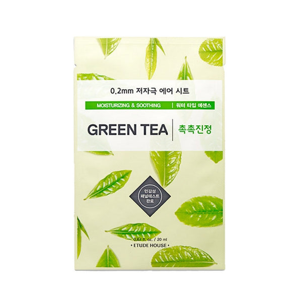 Etude House 0.2mm Therapy Air Mask #Green Tea