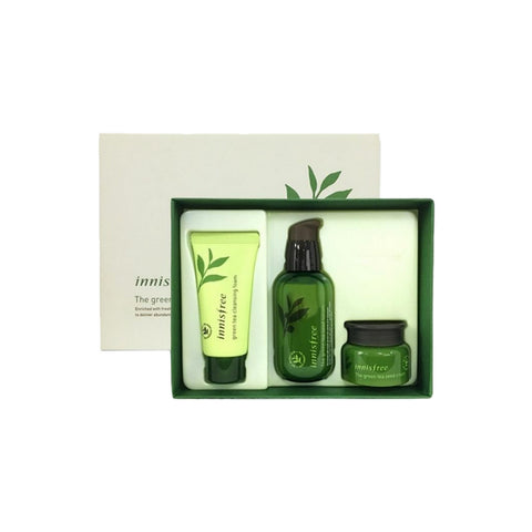 [Innisfree] The Green Tea Seed Serum Special Care Set