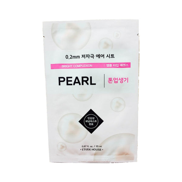 Etude House 0.2mm Therapy Air Mask #Pearl