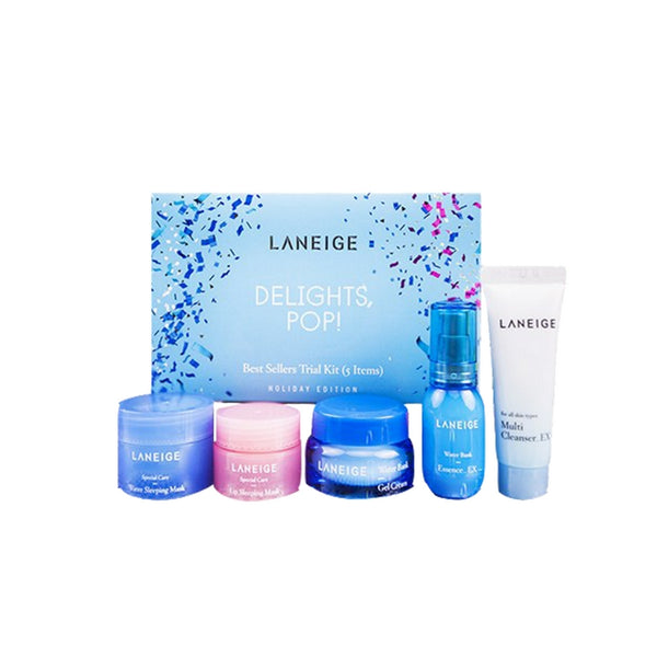 [Laneige] Bestsellers Trial kit Delights POP