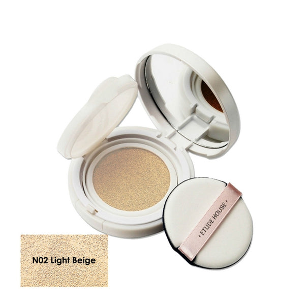 [Etude house] Precious Mineral Any Cushion #N02 Light Beige 15 g / 0.52 oz.