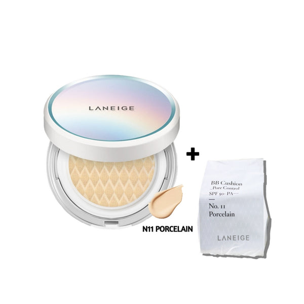 [Laneige] BB Cushion Pore Control N11