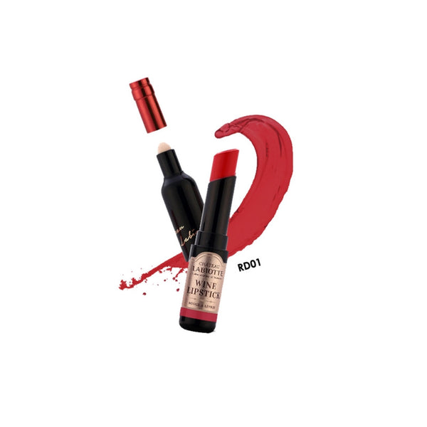 [LABIOTTE] Chateau Labiotte Wine Lipstick[MELTING] RD01 Grenache Red 3.7g