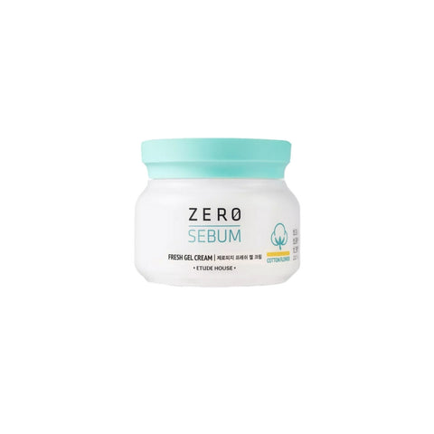 [Etude House] Zero Sebum Fresh Gel Cream 60ml