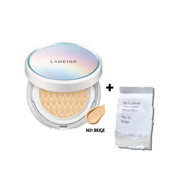 [Laneige] BB Cushion Pore Control N21