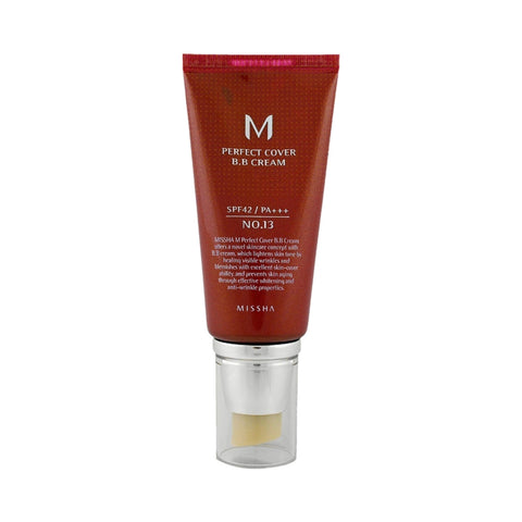 [Missha] M Perfect cover BB cream SPF42 PA+++ #13