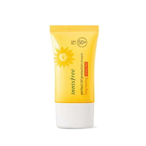[Innisfree] Perfect UV Protection Cream Long Lasting for Dry Skin SPF50+ PA+++