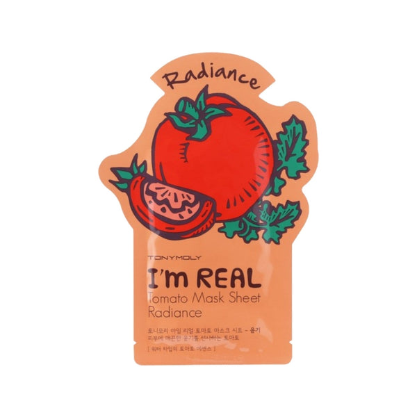 [Tonymoly] I`m REAL Tomato Mask Sheet Radiance